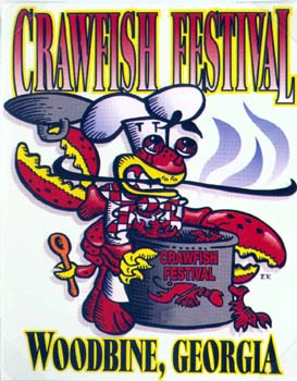Had Blast The Crawfish Festival Click Here See Our Fun